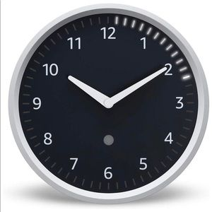 NWOB Alexa Echo wall clock/timer